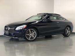 2017 mercedes benz c300 2 door coupe amg styling package 4matic with 56999km's. Used 2017 Brilliant Blue Metallic Mercedes Benz C Class Coupe C300 Awd C 300 4matic For Sale Sold Prime Motorz Stock 2825