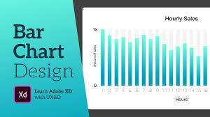Adobe Xd Tutorial How To Design A Bar Chart