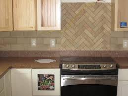 backsplash tile patterns. White Herringbone Backsplash Kitchen Tile Patterns Large Size S