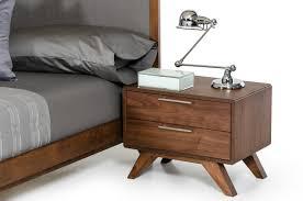 Modern Walnut Bedroom Furniture Nova Domus Soria Modern Grey Walnut Bedroom Set Nova Domus
