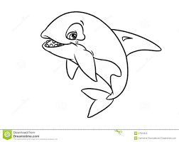 Small Picture Merry Orca Illustration Coloring Pages Stock Photos Image 37934943