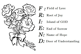 Small Picture Friend Coloring Coloring Pages