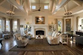ceiling fans chandelier dining room rustic with transom windows