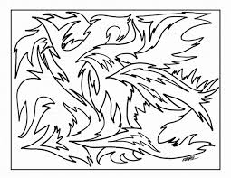 Unique Abstract Coloring Pages To Print 71 On Free Coloring Book ...