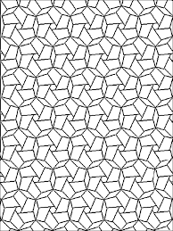 Small Picture Printable 36 Patterns Coloring Pages 1190 Mosaic Patterns