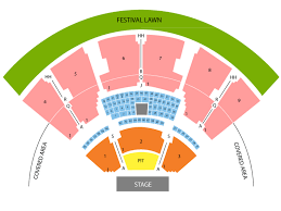 Coastal Music Park Seating Chart Concerts Simplyitickets