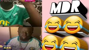 MDR Live Instagram Mbaye Diagne et Fallou Mongol 😂(Ecoutez les bêtises de  Fallou) - YouTube