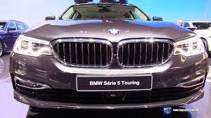 2018 bmw 540i. plain 540i 2018 bmw 5 series 540i touring  exterior interior walkaround 2017 geneva  motor show and bmw