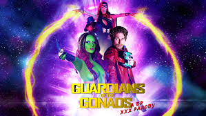 Guardians of The Gonads A DP XXX Parody Trailer Cassidy Klein.