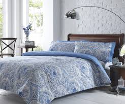 large size of dark vantona rebecca paisley print duvet cover set blue blue duvet cover