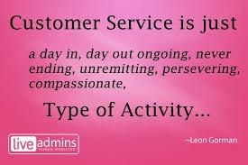 Define Customer Service Specifically Define What Good Customer Service Is