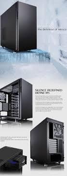 17 best ideas about fractal design r5 fractal fractal design define r5 mid tower titanium fd ca defr5 ti