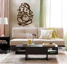 Decor Designs Decals Norman Ok Inspiration Lord Ganesh Vinyl Wall DECAL Hindi Hindu India Interior Design