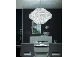 crystal chandelier giogali sp 80 by vetreria vistosi