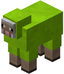 Mouton – Le Minecraft Wiki officiel