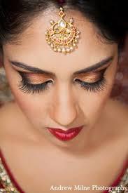 looking up eye shadow tips clues you in on the latest indian bridal styles lol india indian bridal eye and gold eyes