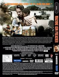 Wonderful Machine Gun Preacher Movie Summary Images Example