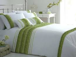 green and white duvet sets white and lime green duvet cover home design ideas green gingham