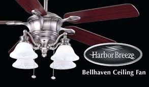 harbor breeze ceiling fan light kit replacement parts