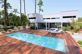 rectangle pool design