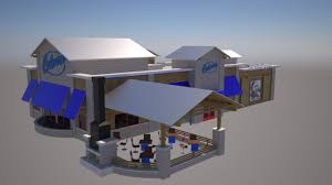 Culver Design Milwaukee Larson Associates Architects Design Model For Culvers