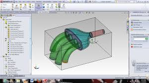 Flow Simulation of Intake Manifold | Automobile and CAD Design