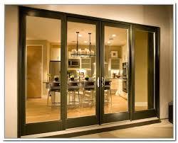 4 panel sliding glass door 4 panel sliding patio door sizes designs pertaining to glass plans