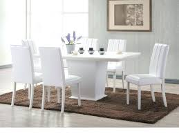 exotic dining room chairs white leather medium size of monochrome furnished wood dining table black and white leather dining chair contemporary dining white