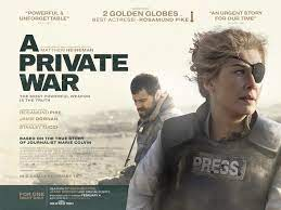 7 Clips of A Private War