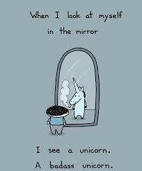 Badass Unicorn | Yeahmeme via Relatably.com