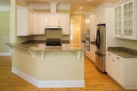 Elegant Kitchen Traditional White Cabinets 41 Design Ideas Org In