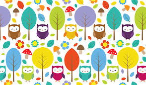 Owl Pattern Inspiration Owl Pattern Wallpaper Patterned Wallpapers Custom Made By