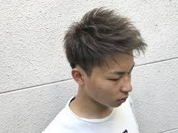 髪色は暗めアッシュがおすすめメンズ2018春夏市販のセルフヘアカラー