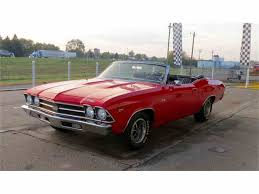 1969 Chevrolet Malibu for Sale on ClassicCars.com