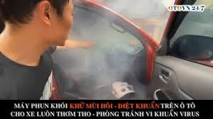 Máy Khử Mùi Ô Tô Markel Chính Hãng - Home
