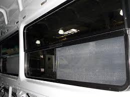 sprinter van conversion windows motionwindows com inside view