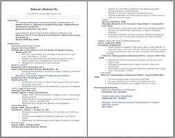 George Washington Resume Education Teacher Resume Examples Bokeum Audrey Ra 242424 9