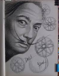 dali was a big influence on me when i started painting in my early twenties