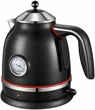 1.8L Stainless Steel Electric Kettle With Water Temperature Control ...