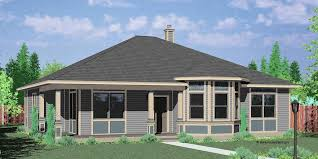 house front color elevation view for 10153 victorian house plans one story house plans
