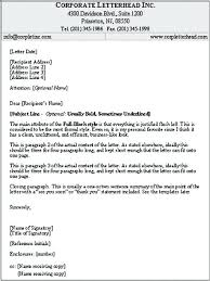 Letter Template With Cc At Bottom Best Of Business Letter Format Cc