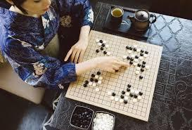 Los dos primeros he son las cejas, los no son. 25 Juegos Tradicionales Japoneses Muy Curiosos