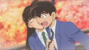 Detective Conan Shinichi x Ran [AMV] - Careless Whisper - YouTube