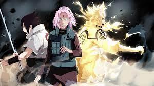 Sasuke,Sakura and Naruto HD Wallpaper ...