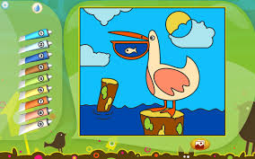 Small Picture Pelican Coloring Page Printables Apps for Kids