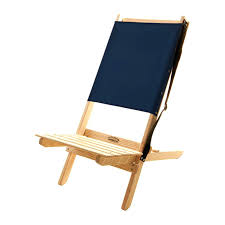 blue folding chair wood canvas folding chair blue ridge variant blue folding chair target