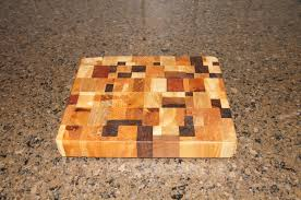 s wood hardwood end grain cutting board