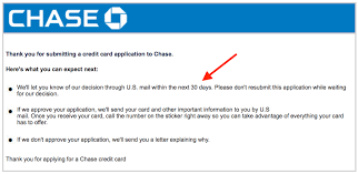 Once you have submitted your application, you can follow these steps to check the application status: Chase Credit Card Application Status How To Check 30 Days 7 10 Days 2021