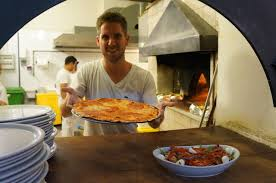 This gives you a delicious crispy base, and it only takes a few minutes. Working In Rome As A Pizza Maker