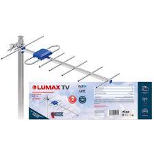 Купить <b>антенна</b> телевизионная <b>наружная lumax da2213a</b> ...